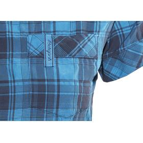 Bergans Leknes Kortærmet T-shirt Damer blå